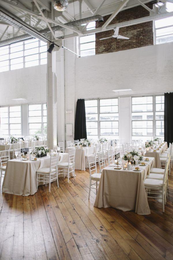 Industrial Warehouse Philadelphia Reception Venue The