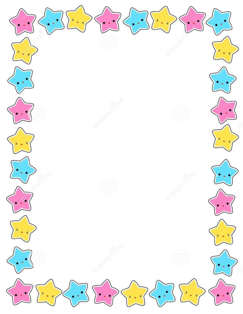 Dreamstime.com #stars #frame | Marcos | Pinterest | Star