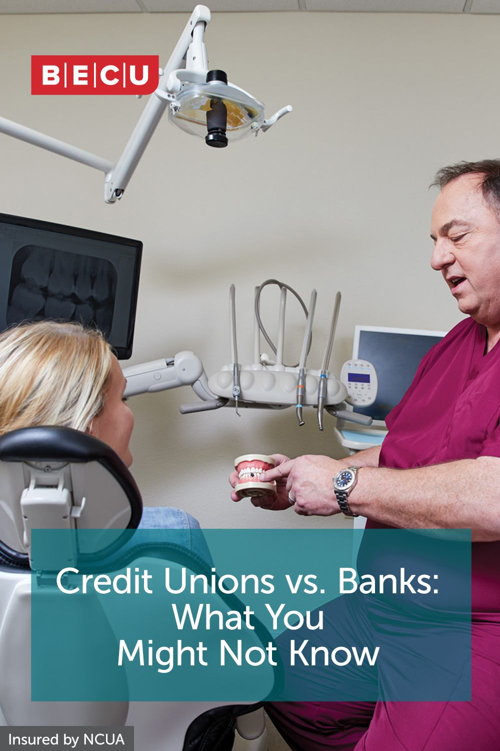 How can your business benefit from banking with a credit