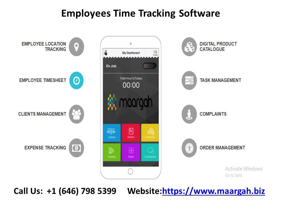 Employees #Time #Tracking #Software! Work Time Tracker #Software