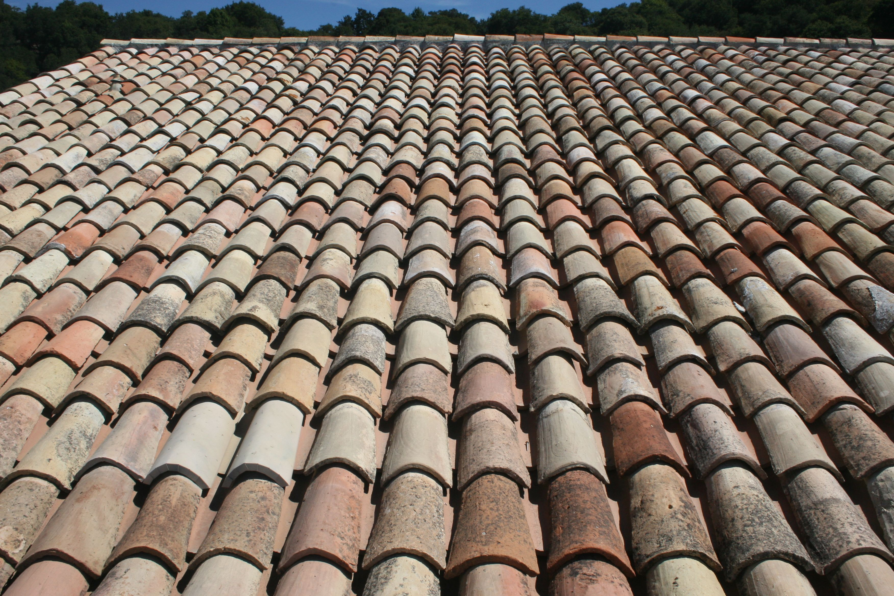 Ludowici 3 Leaf Ridge End Cap | Decorative Clay Roof Pieces | Pinterest | Clay  Roof Tiles And Roof Tiles