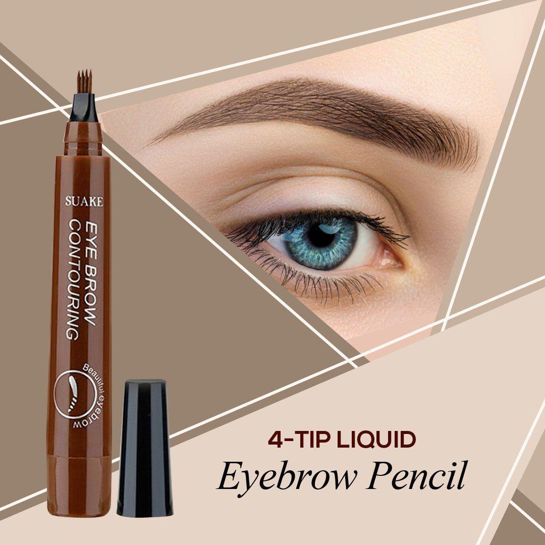 Natural Tattoo Eyebrow Pen в 2020 г (с