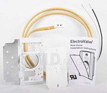 Electravalve Rough In Kit With 12 Gauge Wire