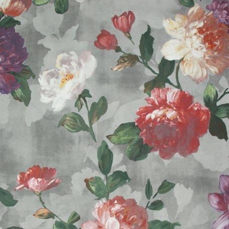 Superfresco Easy Isabelle Grey Wallpaper 108606 Wallpaper In 2020 Grey Floral Wallpaper Floral Wallpaper Grey Wallpaper