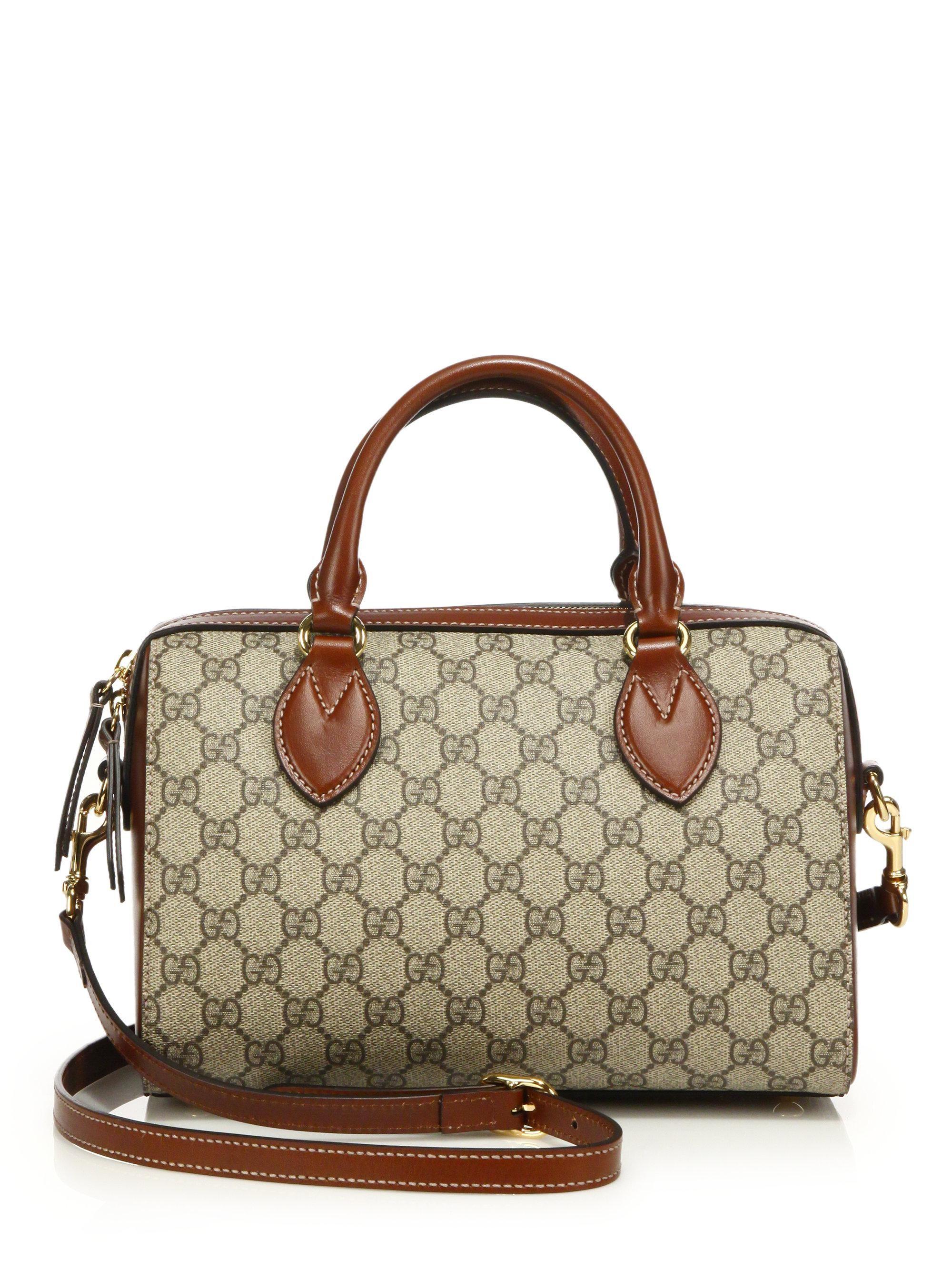 افضل اسماء شنط اليد ماركات عالمية اصلية وصورها 2019 Gucci Shoulder Bag Canvas Shoulder Bag Brown Shoulder Bag