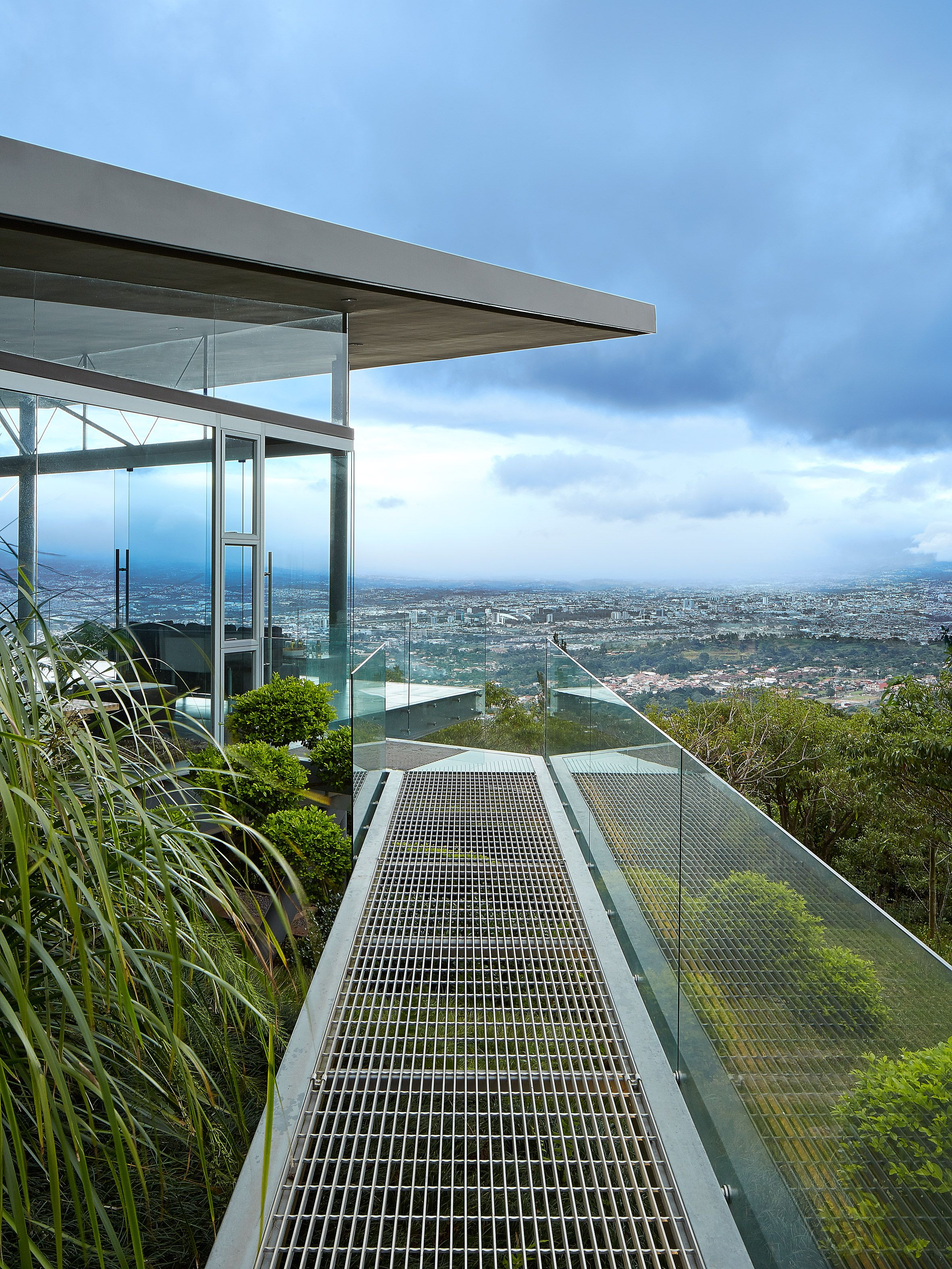 Steel And Glass Costa Rican Home By Canas Arquitectos Projects