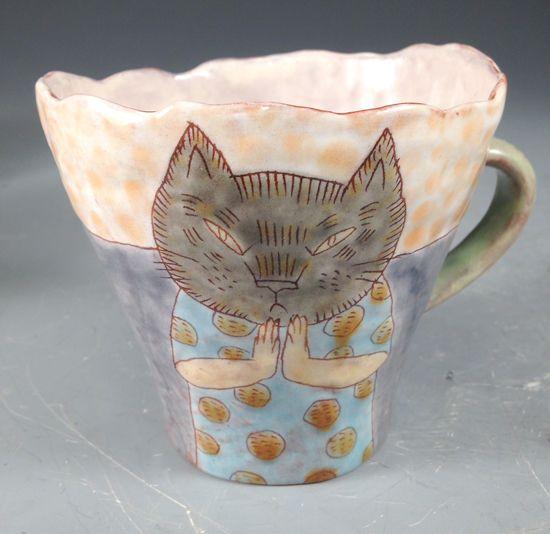 SHOKO TERUYAMA - Cat Mug