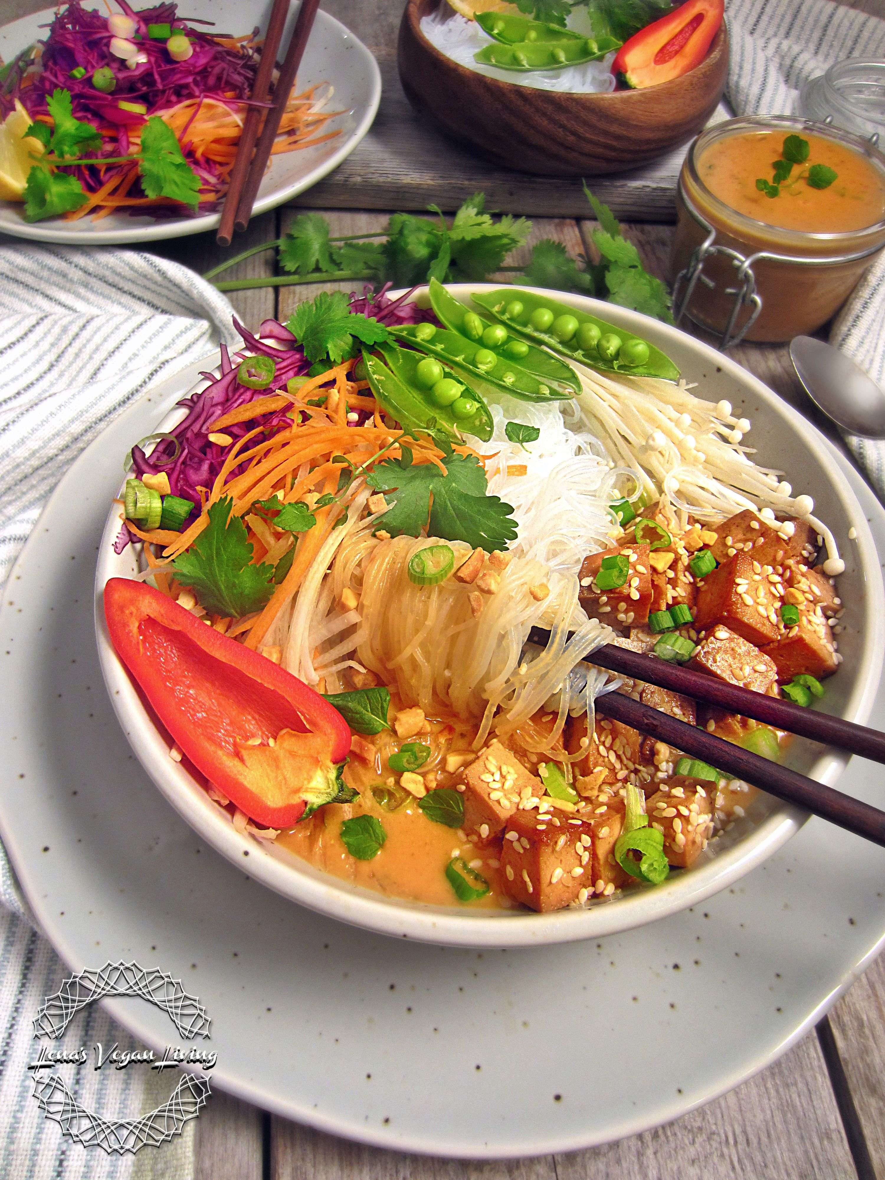 Sweet spicy bowl vermicelli recipes sweet and spicy