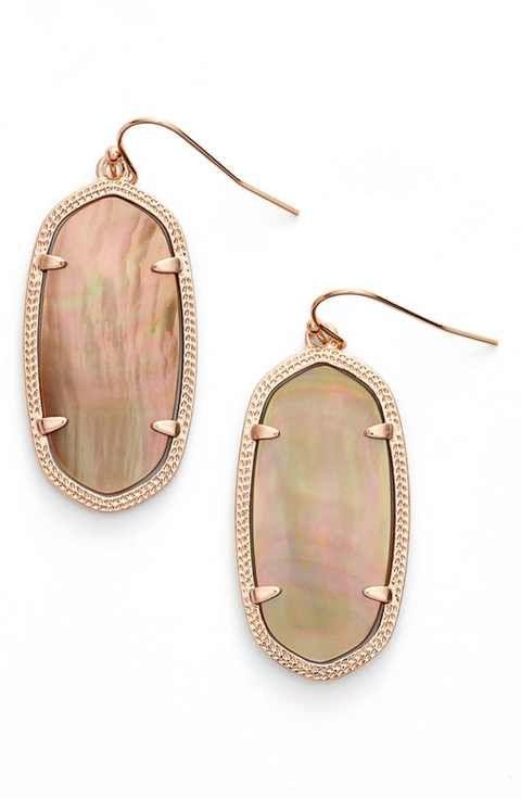 Kendra Scott Elle Drop Earrings Tan Pinterest Nordstrom And