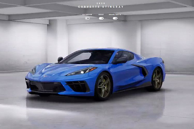 2020 Corvette Stingray Configurator And Order Guide Is Now Up Corvette Sales News Lifestyle Corvette Corvette Stingray Corvette Stingray