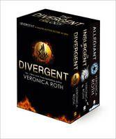 Divergent Trilogy - Divergent 1-3 (Book) by Veronica Roth (2014): Waterstones.com
