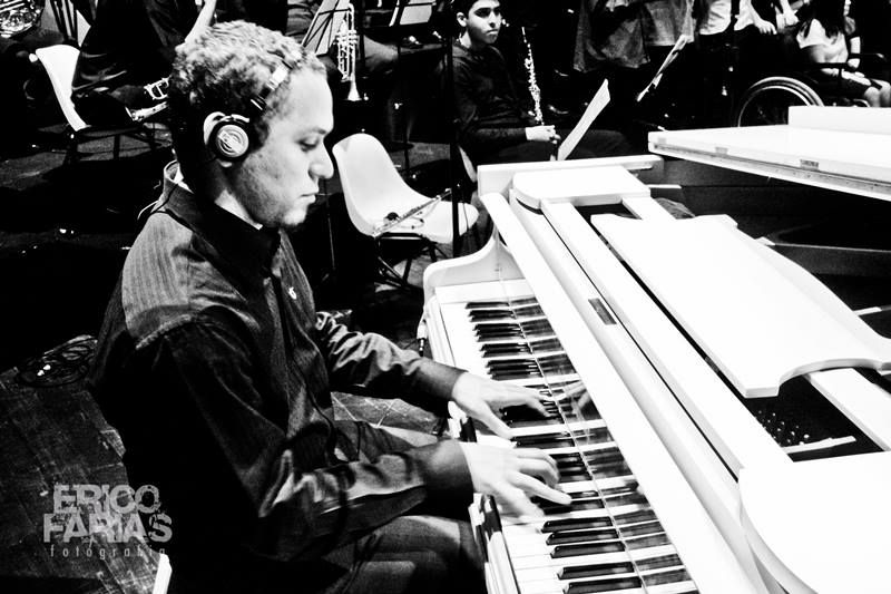 Pianista e Compositor Wesley Camargo