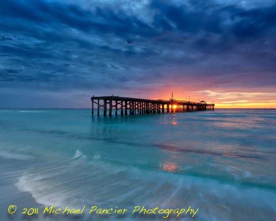 Sunrise Miami Beach Florida Pier To Nowhere By Michael Pancier Photography Via 500px
