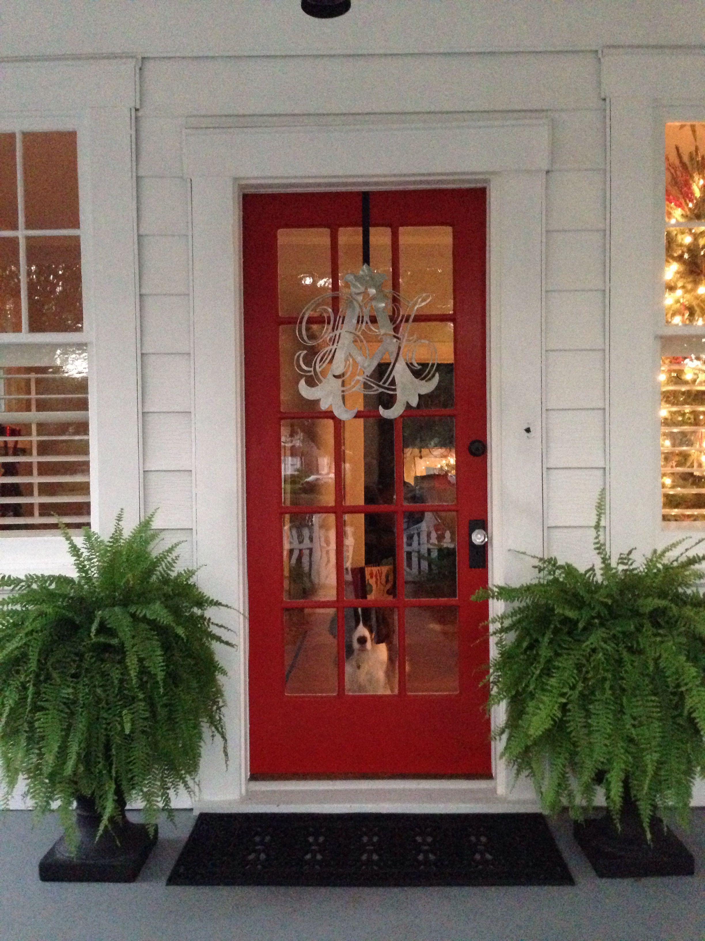 Behr firecracker red door in high gloss oil rubbed bronze behr firecracker red door in high gloss oil rubbed bronze hardware porch color biocorpaavc Images