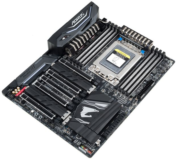 Thoughts On Ryzen Threadripper 1920x 1950x Amd S Enthusiast Monster Cpus Amd Enthusiast Nvidia