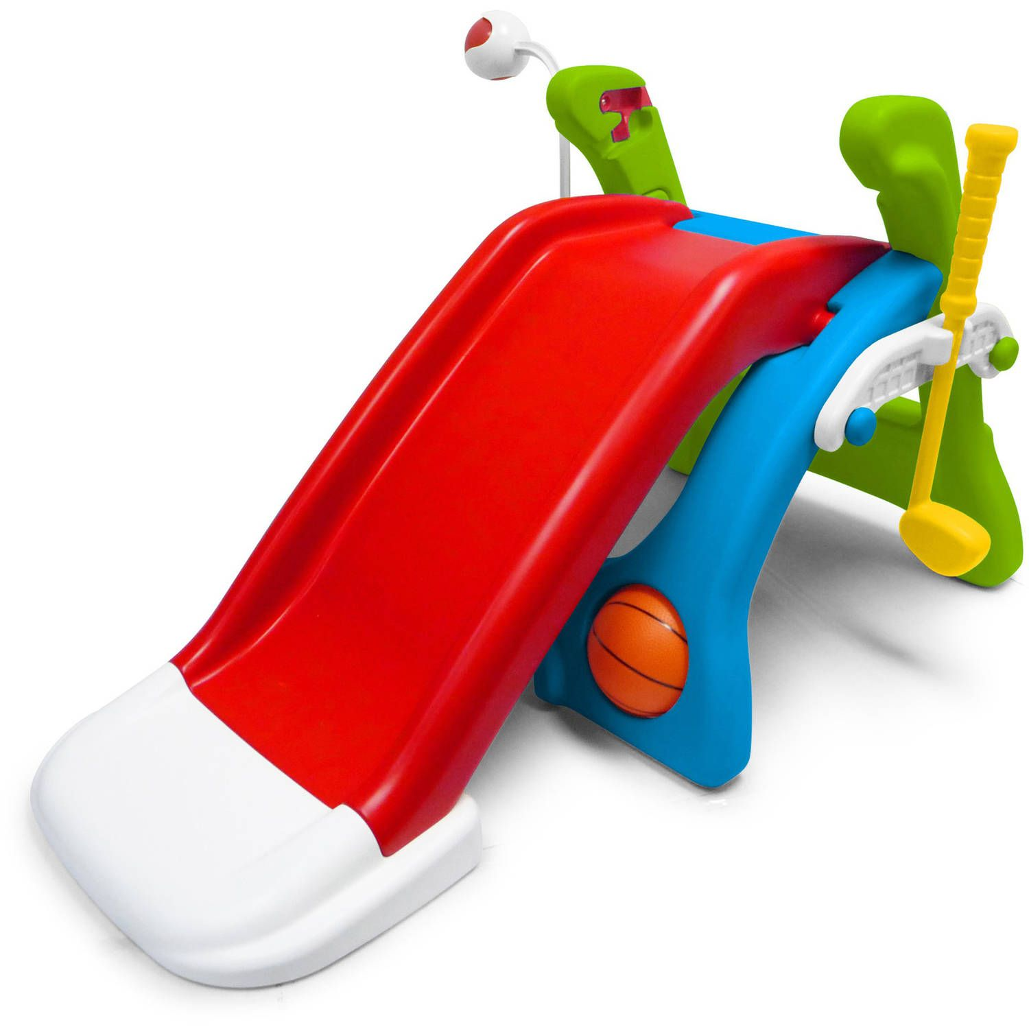 Grow 'n Up Quick Flip 6in1 Toddler Slide and Sport