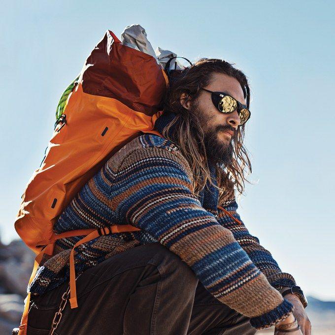 Jason Momoa Glasses: Jason Momoa: Rock Climber, Motorcycle Rider, Axe Hurler