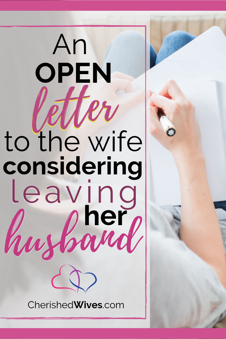Letter To Spouse To Save Marriage from i.pinimg.com