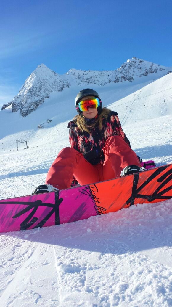 Snowsport Beauty On the slopes (With images) Beauty