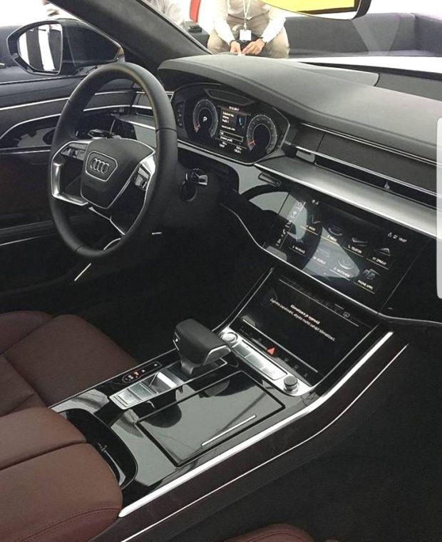 Audi I Actual Pin  Auto Audi Interior