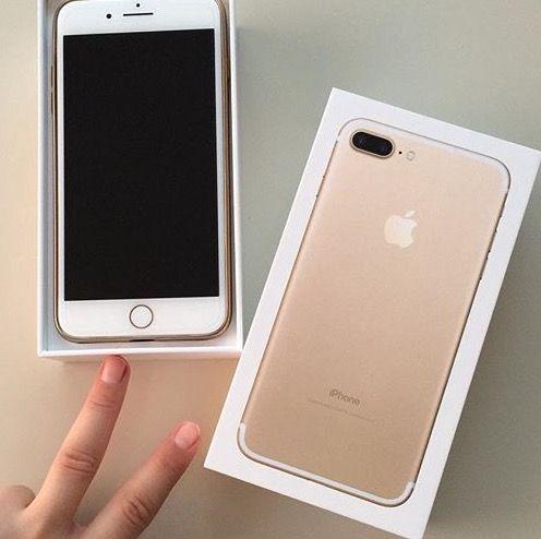 timeless design 2b7de 8d8e5 Iphone 7 Plus ( Gold )   wish I had a in 2019   Iphone, Iphone 7 ...