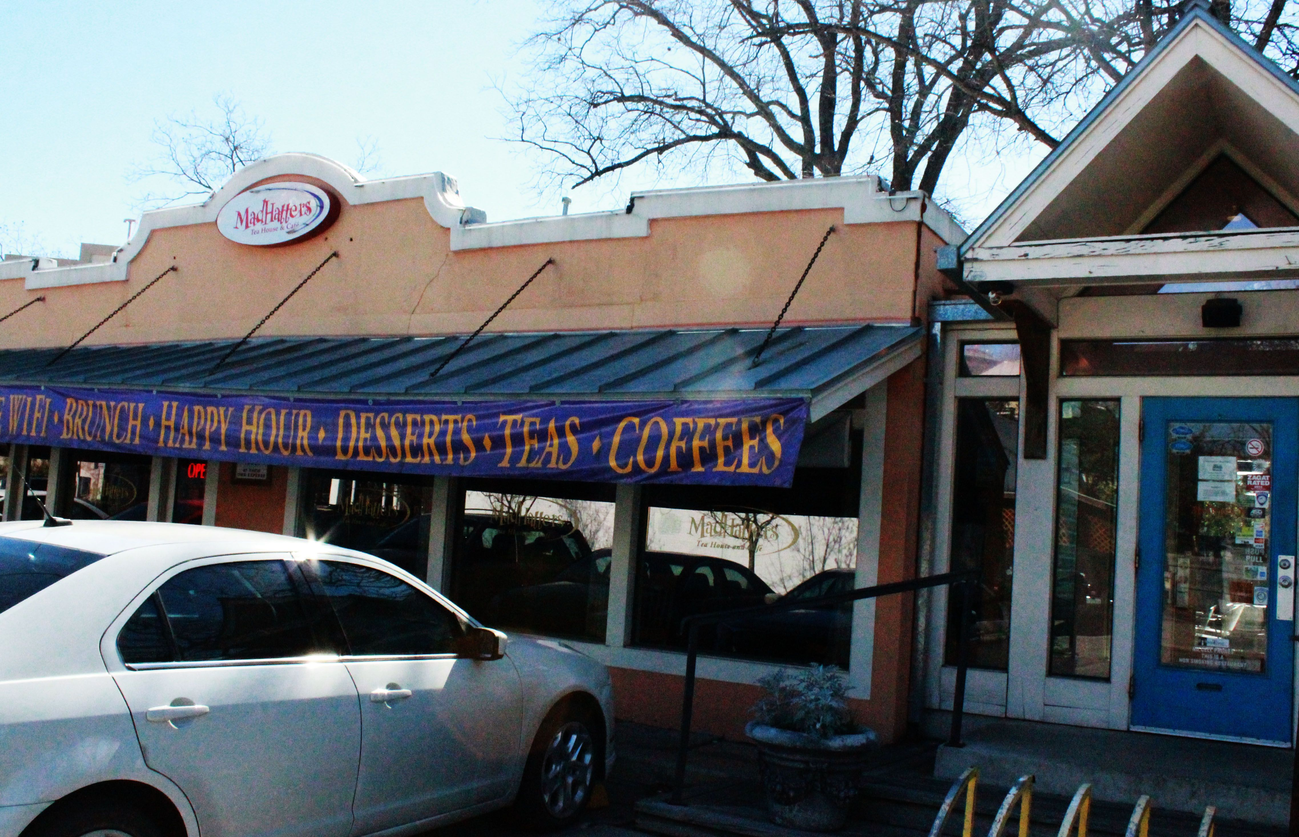 Madhatters Tea House 320 Beauregard St San Antonio Tx