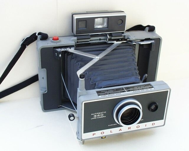 So happy you can still by instant film for these Polaroid cameras ...