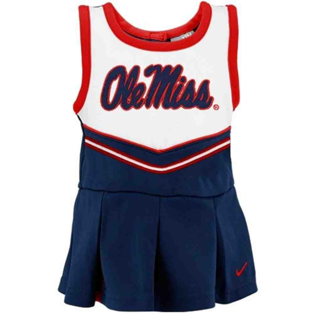 Ole Miss Cheerleader Outfit | Cheerleading Outfits ...