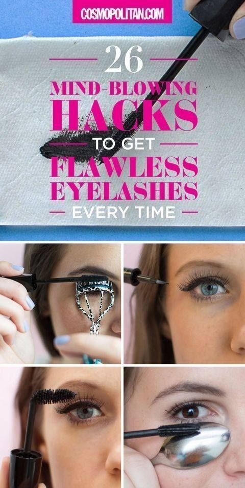 Tips On How To Make Your Eyelashes Look Longer | Flawless ...