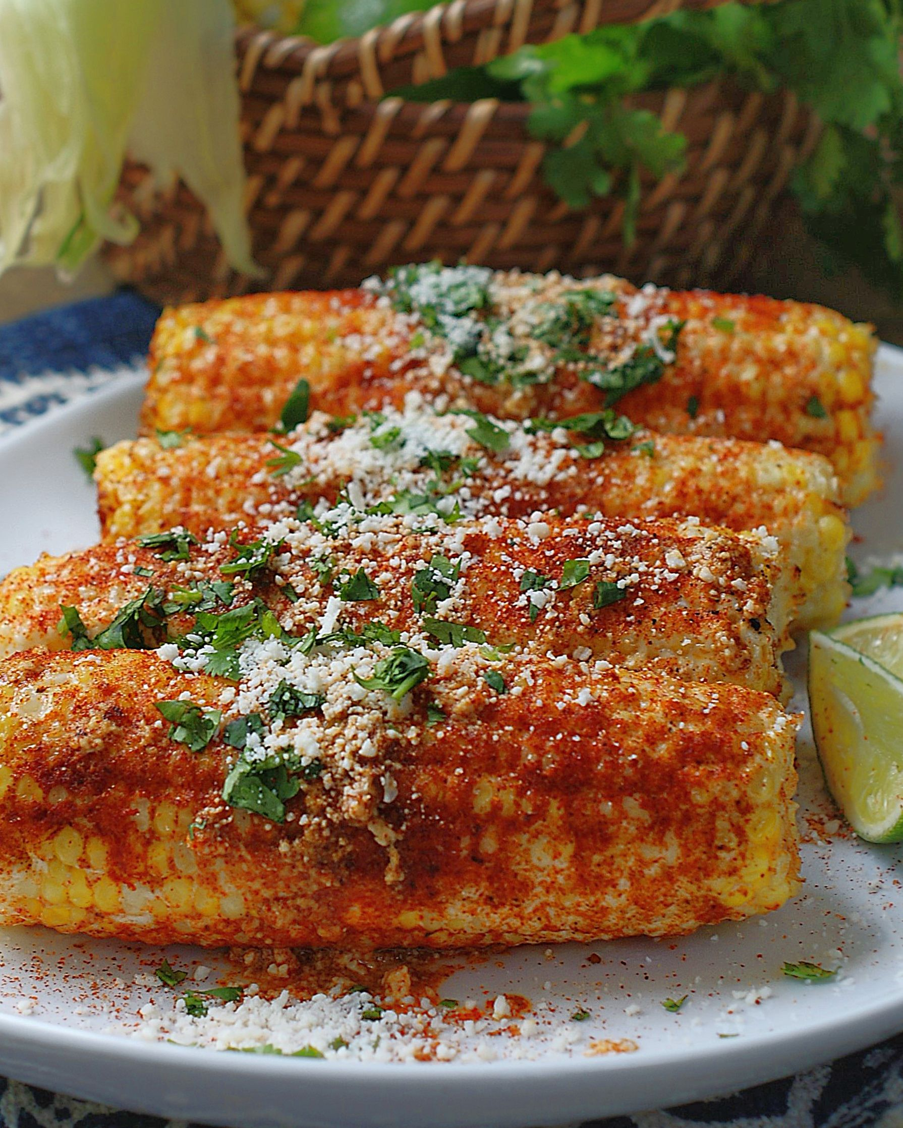 Mexican Street Corn Foil Packets #mexicanstreetcorn