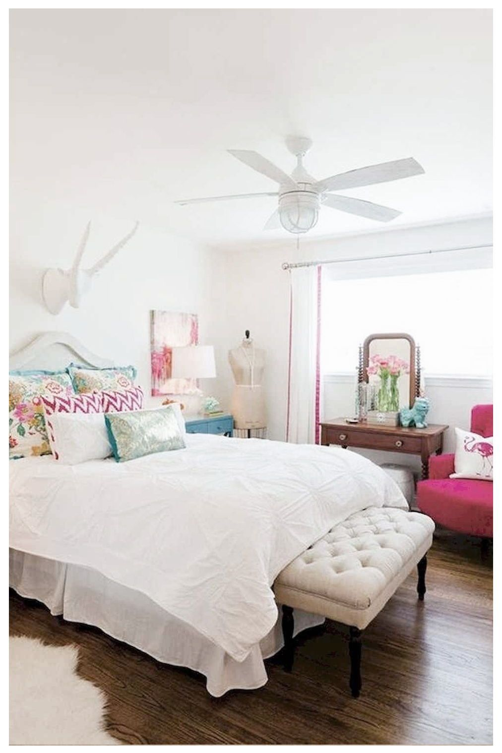 Above Bed Decor 20 Cool Photos Ideas In 2020 In 2020 Relaxing Bedroom Colors Girl Bedroom Decor Fresh Bedroom Colors
