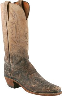 Lucchese. Want.