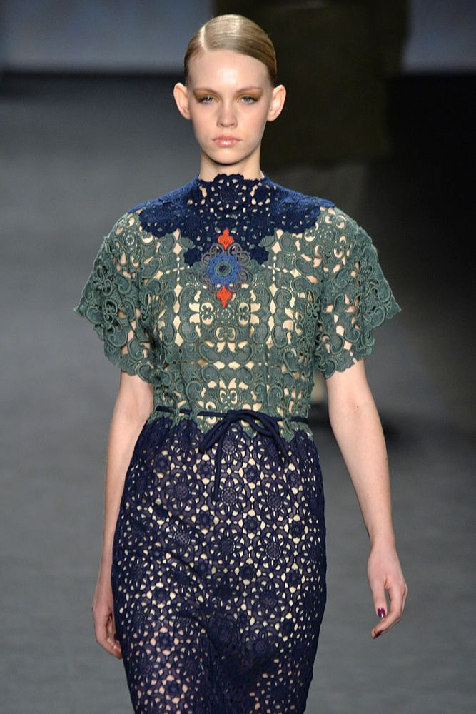 Vivienne Tam Fall/Winter 2014/2015 Ready To Wear Collection – New York | For the Love of Fashion