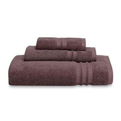 Loft By Loftex Essentials Bath Towel In Plum Bath Rugs Bath