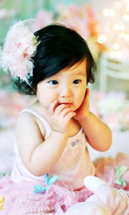 Part Korean Parr Mexican babies | Cute chinese baby ...