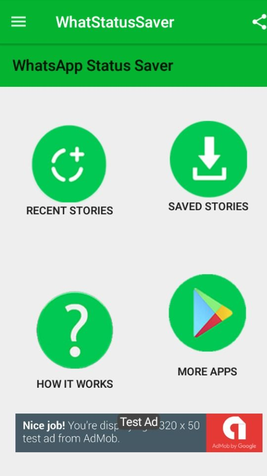 3 Different Apps. Android Apps with admob banner and