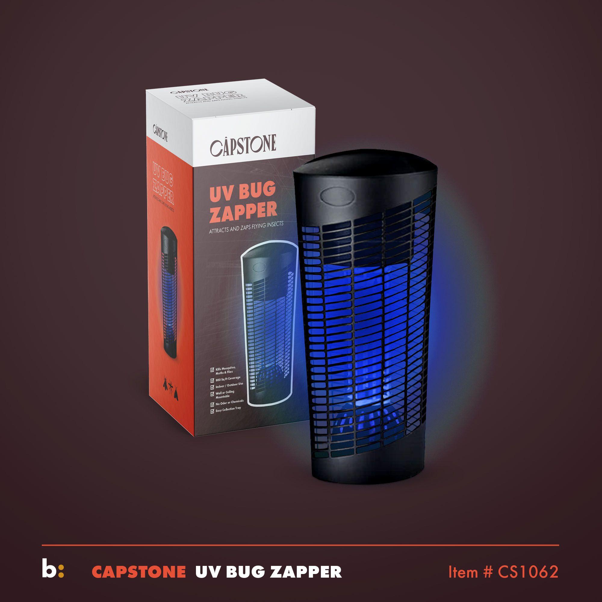 Brand Capstone Bug Zapper Cs1062 For Wholesale Inquires Casino Promotions Branding Design Services Pa In 2020 Service Design Branding Design Rebranding