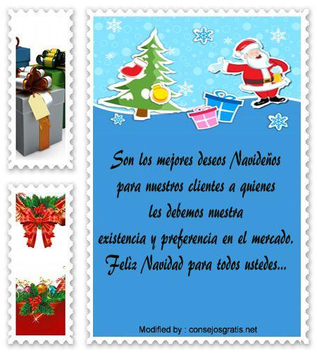 Mensajes y tarjetas para enviar en navidad empresariales - Mensajes navidenos para empresas ...