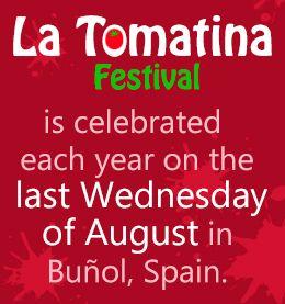 La Tomatina Festival: History and Interesting Facts   Festivals ...