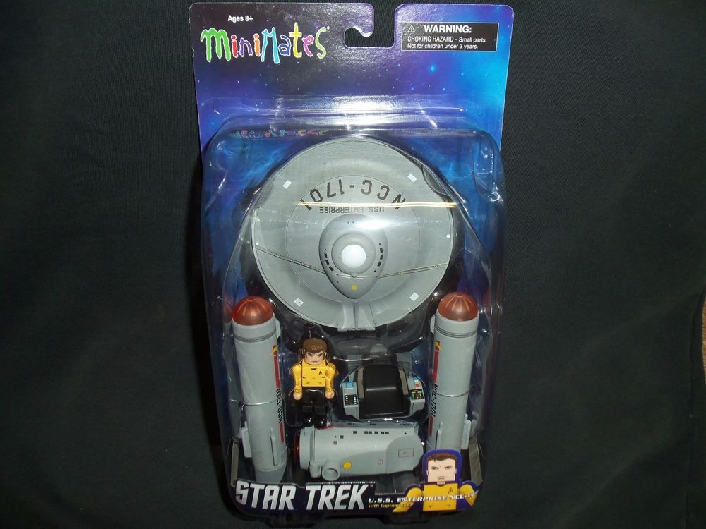 Diamond Select Star Trek Minimates U.S.S. Enterprise NCC