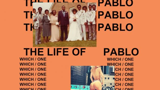 Kanye West S Album The Life Of Pablo Is Now Available On Apple Music Kanye West Albums Kanye Kanye West