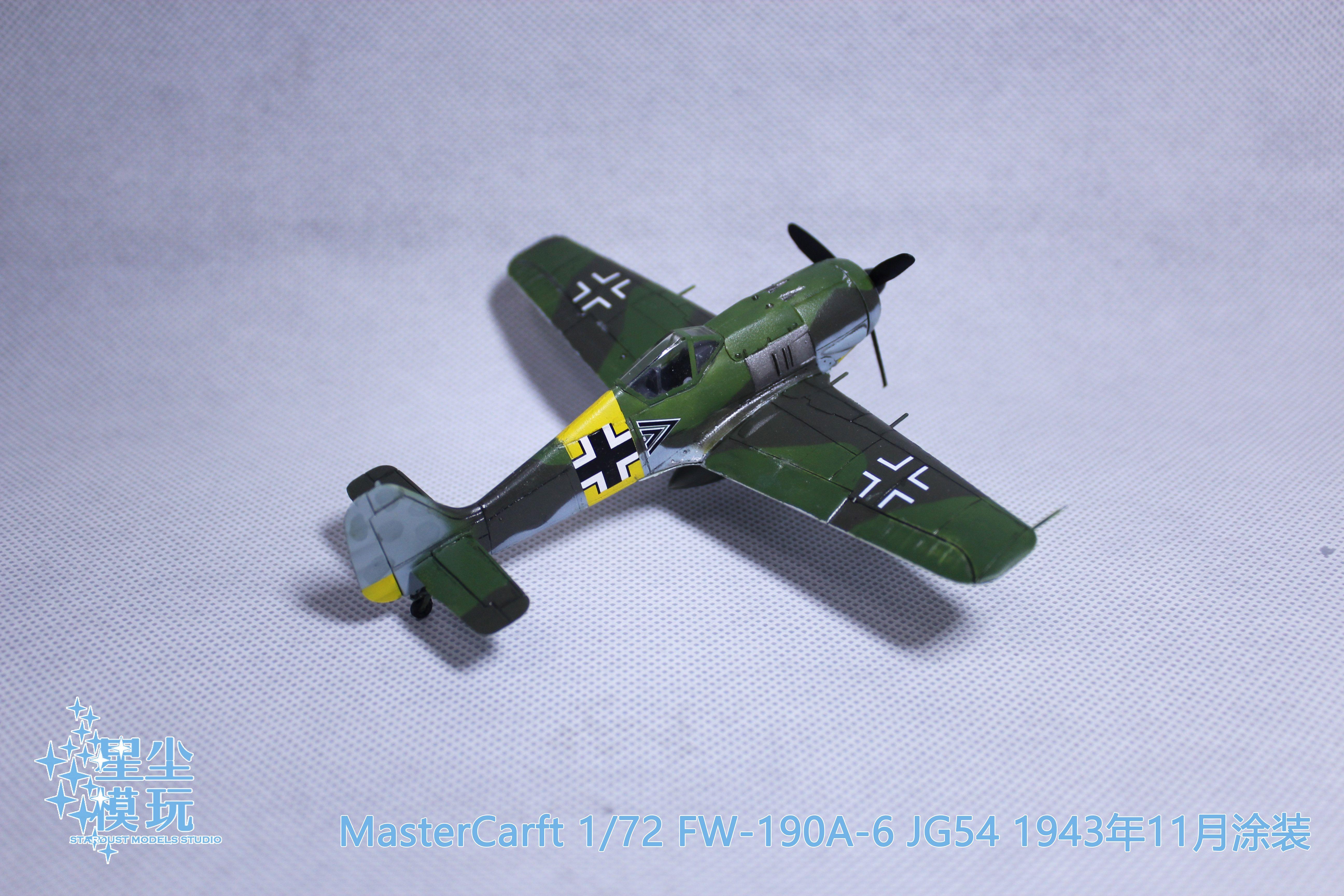 Fw 190 Mistercraft 1 72