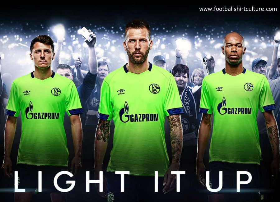 save off 19257 43001 football #soccer #futbol #Schalke04 #s04 #umbro Schalke 04 ...