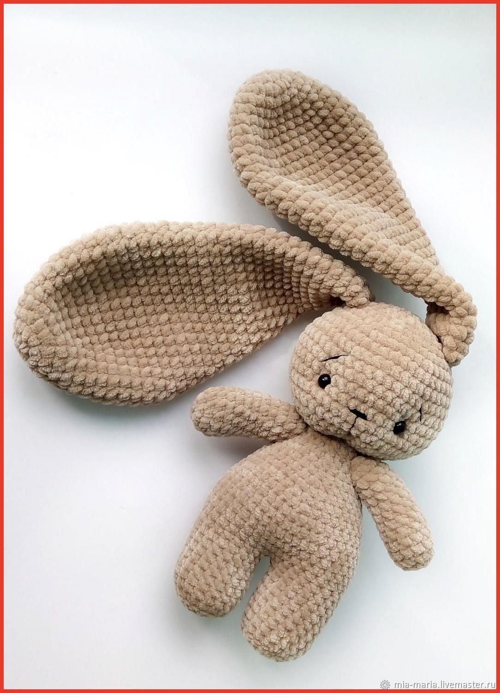 Velvet Bunny Amigurumi Kostenlose Häkelanleitung - Häkeln für Sie häkeln für Sie ... #bearplushtoy
