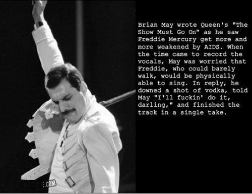 Just For Lol: Freddie Mercury Was A True Badass