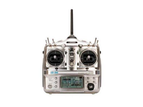 Airtronics SD-10G 10ch 2.4GHz Radio w/7ch Receiver by Airtronics. $449.44. Airtronics had seemingly been on hiatus in the aircraft side of the hobby. That all changed last year when Airtronics released the RDS8000 2.4GHz radio. We said it then and we will say it now. We re Back! After the hugely successful release of the RDS8000 (a GREAT sport radio in its own right), it was clearly time to truly get back into the sport with an industry leading, innovative, competition radio. The...