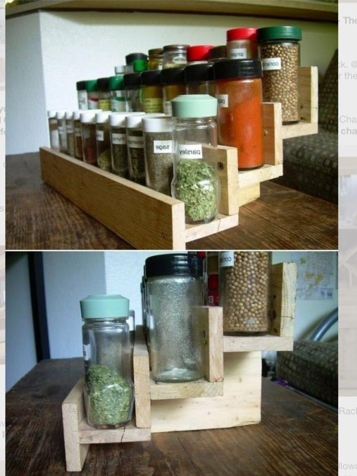 spicy shelf diy kitchen projects kitchen organization diy cheap diy on kitchen organization diy id=57245