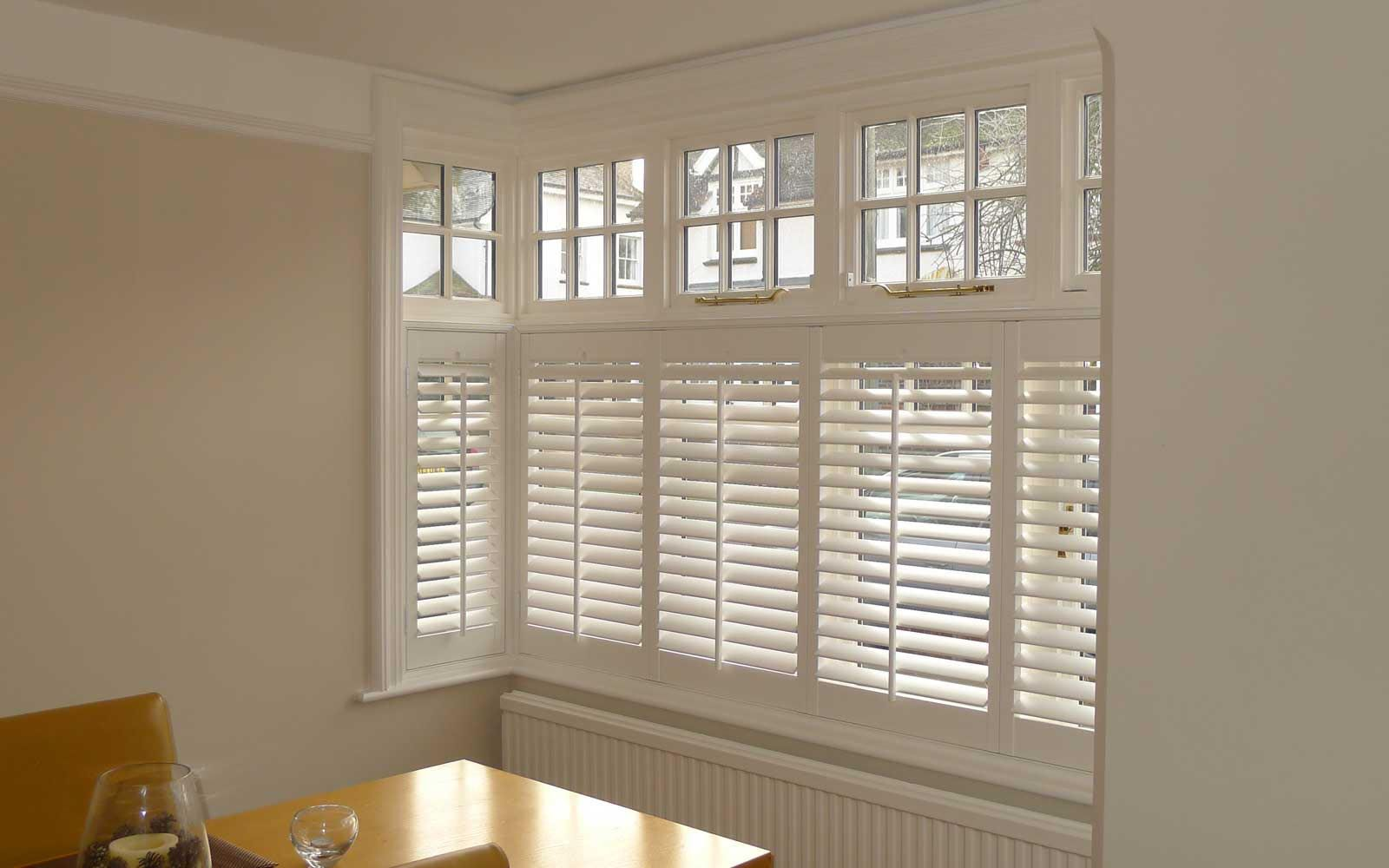 Blinds Square Bay Window Blinds For Windows Bay Window Blinds Cafe Style Shutters