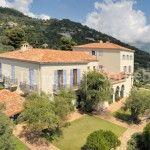 Coco Chanel's Villa La Pausa on the Riviera (Roquebrune) | #CocoChanel #LaPausa Visit espritdegabrielle.com | L'héritage de Coco Chanel #espritdegabrielle