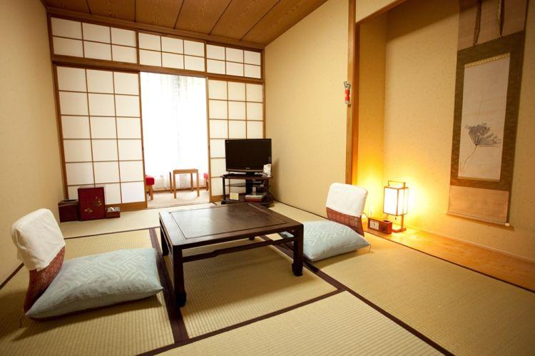 Japanische Deko Idee Die Tatami Matte Für Den Fußboden